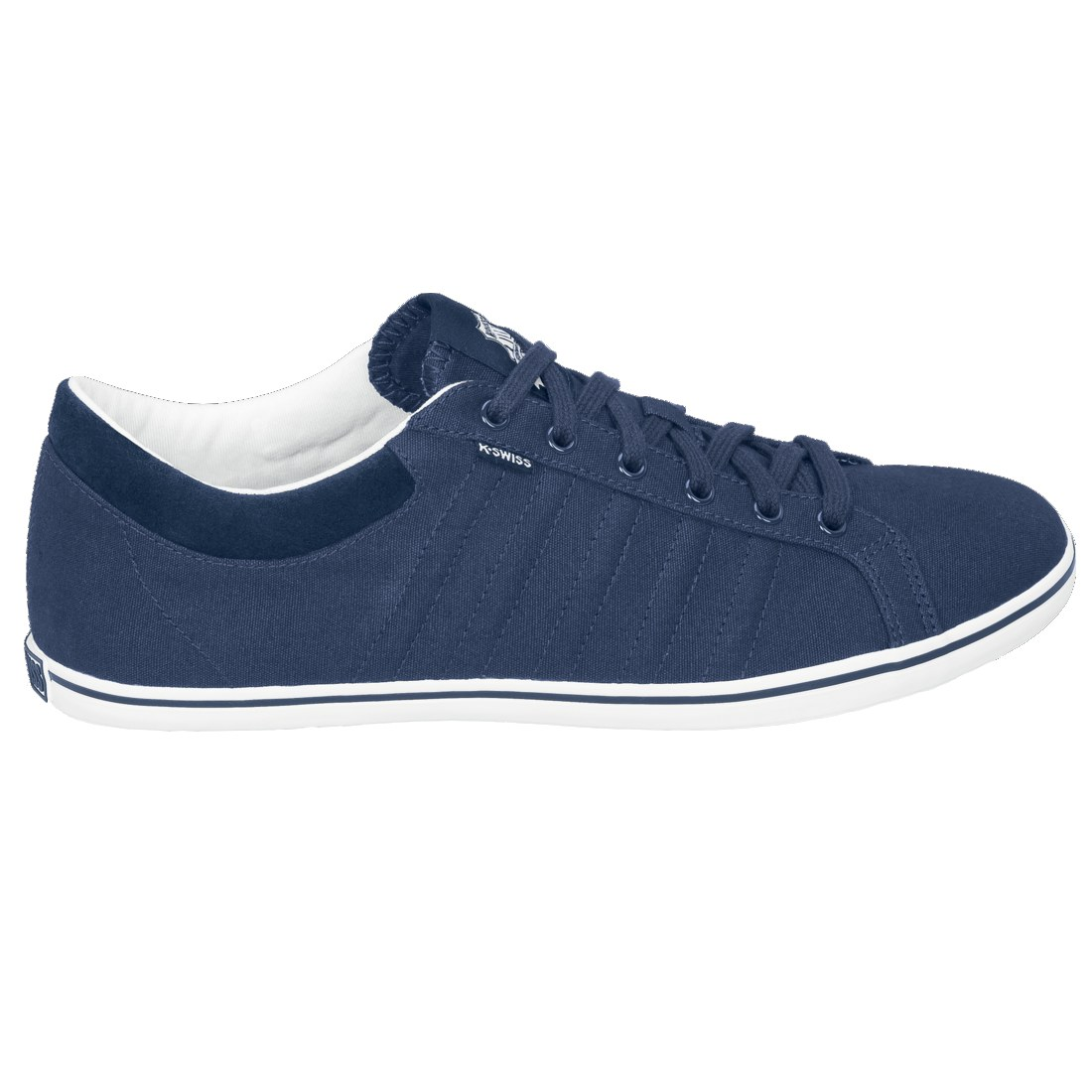 k swiss hof iv t vnz canvas schuhe sneaker turnschuhe herren diverse farben ebay. Black Bedroom Furniture Sets. Home Design Ideas