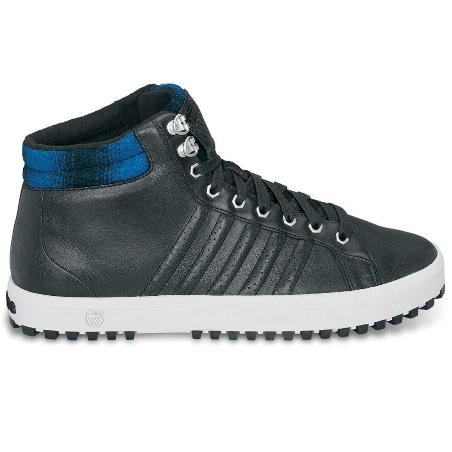 K-Swiss-Adcourt-039-72-Boot-Schuhe-Winterschuhe-Sneaker-Winter-gefuettert-Herren-41