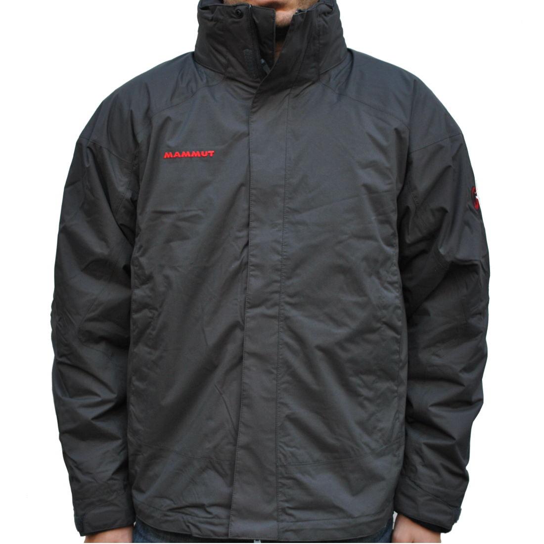mammut genesis 2 s jacket herren winterjacke gaphite jacke outdoor ebay. Black Bedroom Furniture Sets. Home Design Ideas