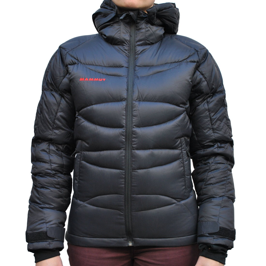 mammut pilgrim jacket women black damen winterjacke daunenjacke outdoor ebay. Black Bedroom Furniture Sets. Home Design Ideas