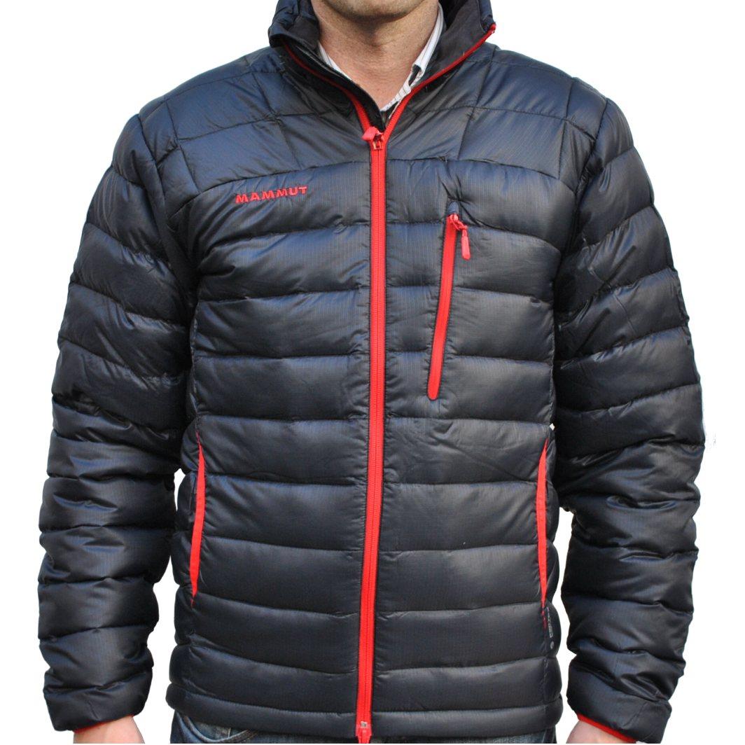 mammut broad peak ii jacket daunenjacke herren 750er daune superleicht schwarz ebay. Black Bedroom Furniture Sets. Home Design Ideas