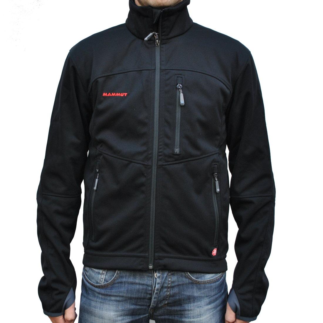 Mammut Ultimate Pro Jacket Men Soft Shell Jacke Herren ...