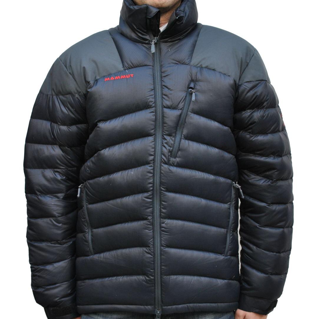 mammut patwin jacket herren daunenjacke schwarz winterjacke outdoorjacke ebay. Black Bedroom Furniture Sets. Home Design Ideas