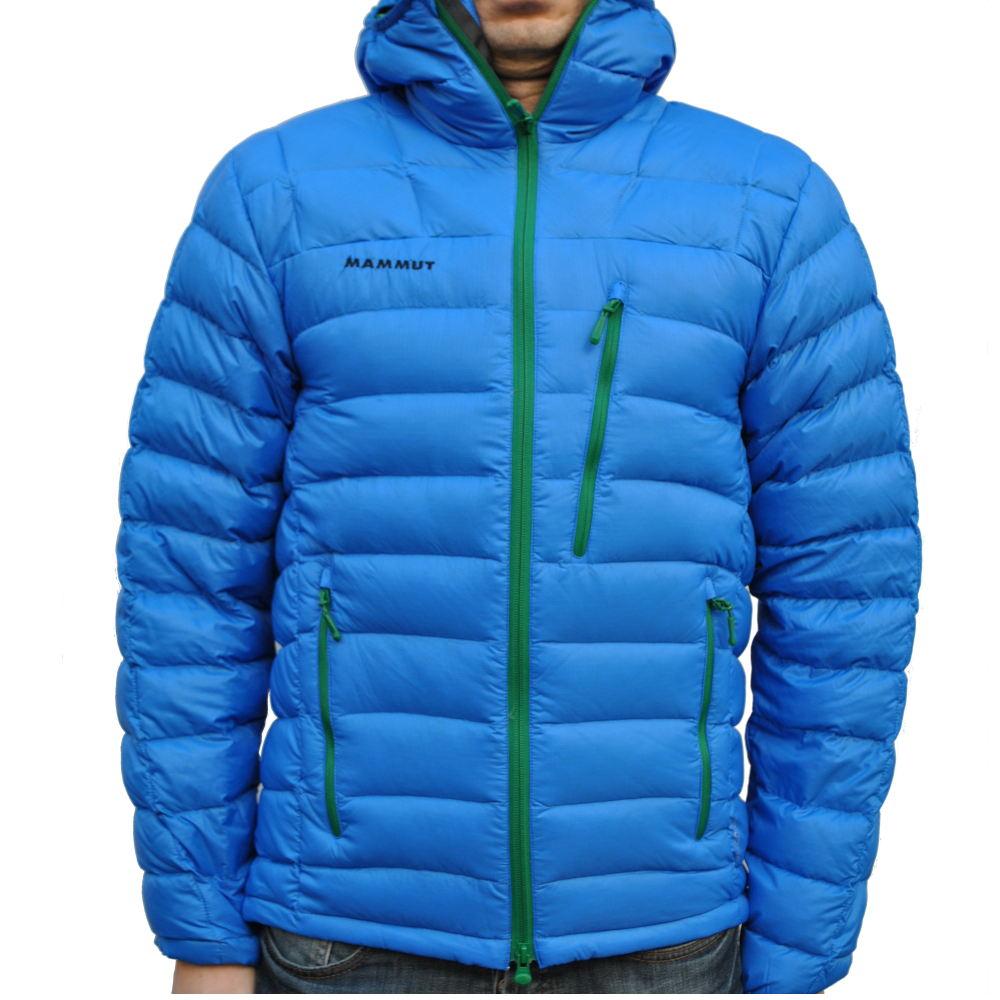 mammut broad peak hoody jacket cruise blau jacke daunenjacke herren winterjacke ebay. Black Bedroom Furniture Sets. Home Design Ideas