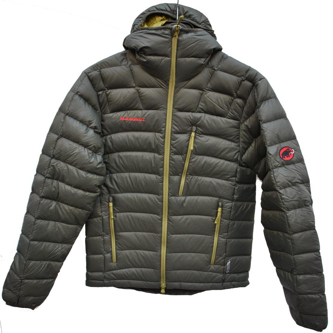 mammut broad peak hoody jacket bison herren daunenjacke winterjacke outdoor ebay. Black Bedroom Furniture Sets. Home Design Ideas