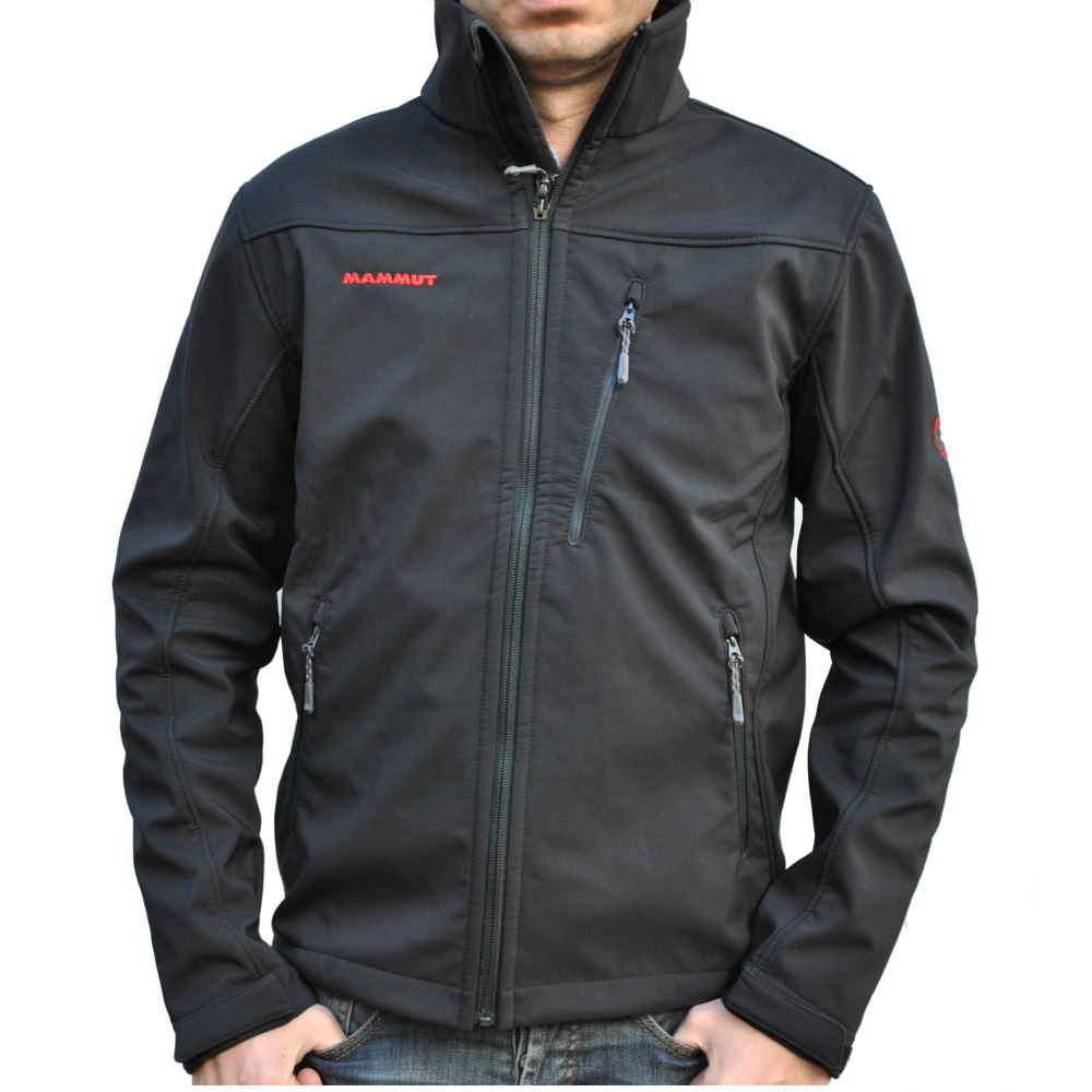 mammut peludo jacket herren softshelljacke jacke schwarz. Black Bedroom Furniture Sets. Home Design Ideas