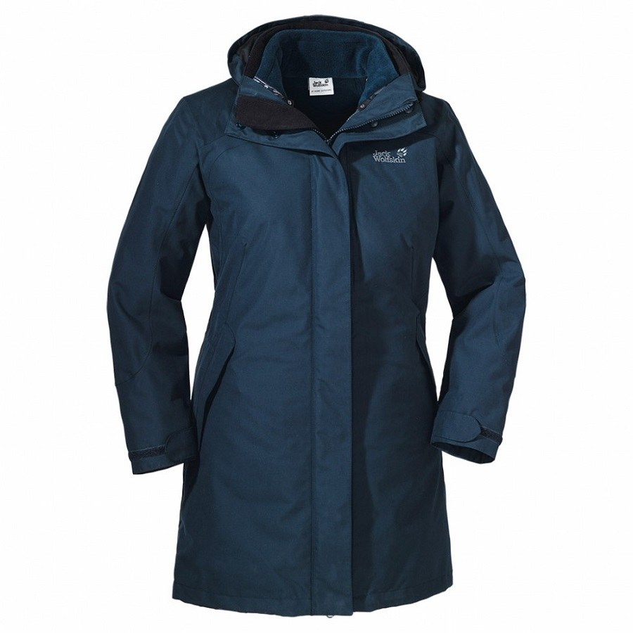 Jack-Wolfskin-Ottawa-Coat-Damen-Mantel-Wintermantel-Jacke-Damen-Texapore