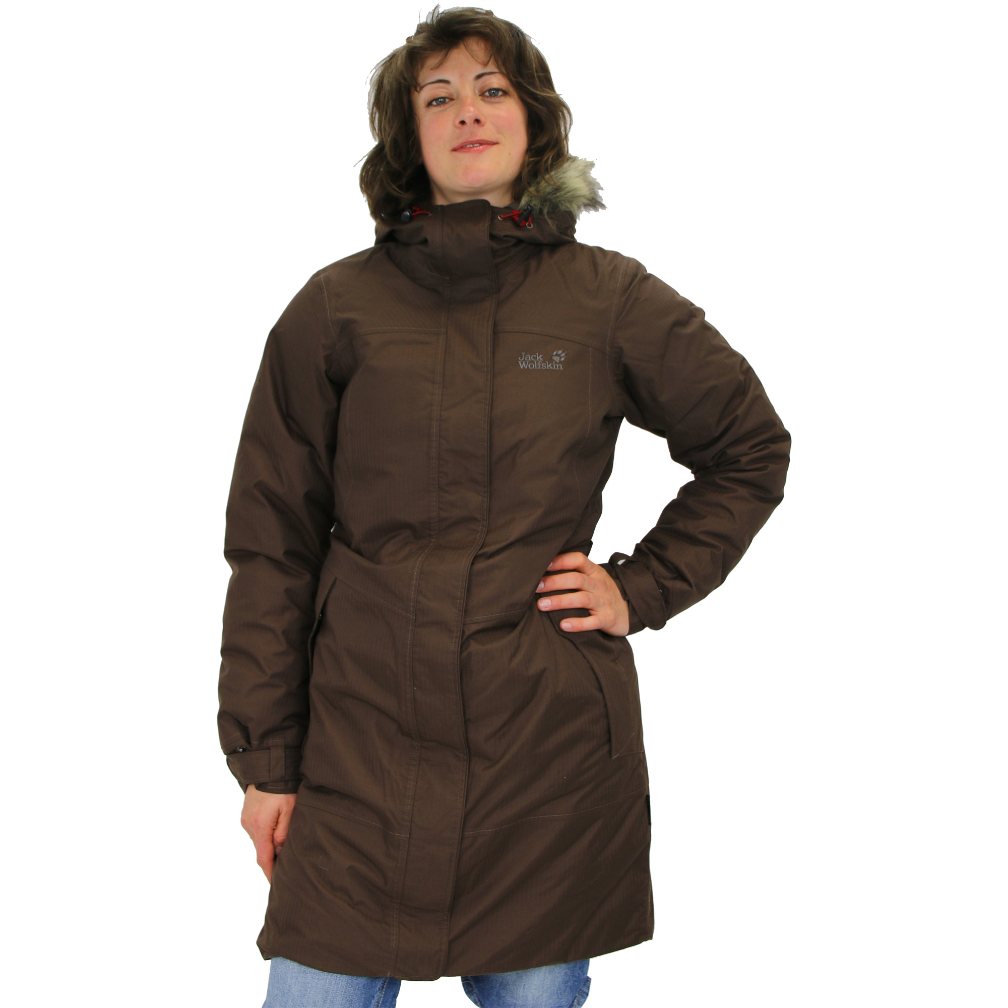 jack wolfskin parksville winter coat winter jacket parka. Black Bedroom Furniture Sets. Home Design Ideas