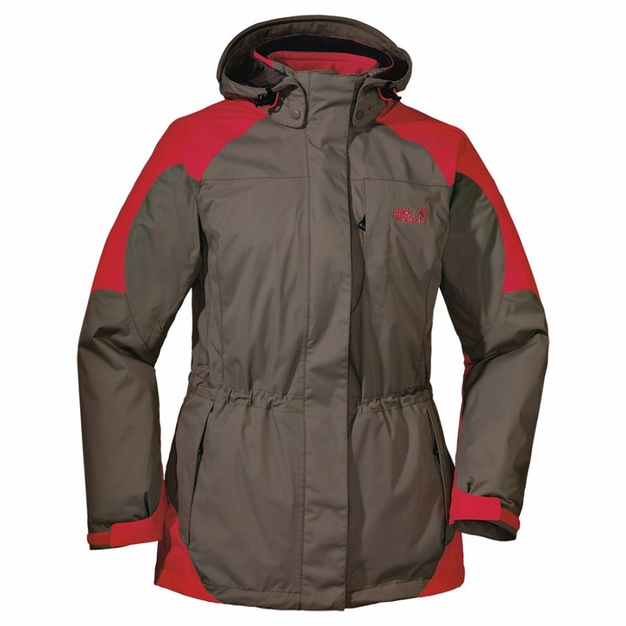 Layer with confidence on the near-frozen trails with our top-shelf, 3-in-1 jacket offers a suite of technical features. The waterproof Gore-Tex® exterior shell jacket is paired with a compatible, removable fill liner jacket for unparalleled versatility.