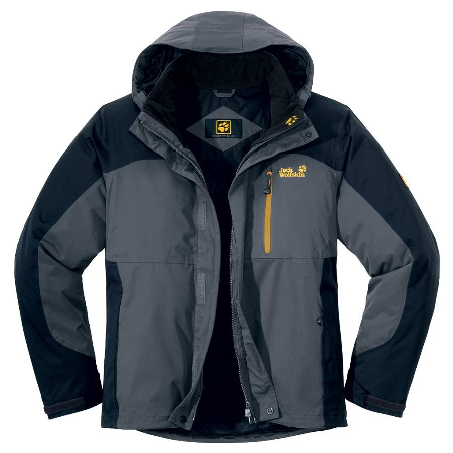 jack wolfskin cold trail men tarmac herren jacke. Black Bedroom Furniture Sets. Home Design Ideas