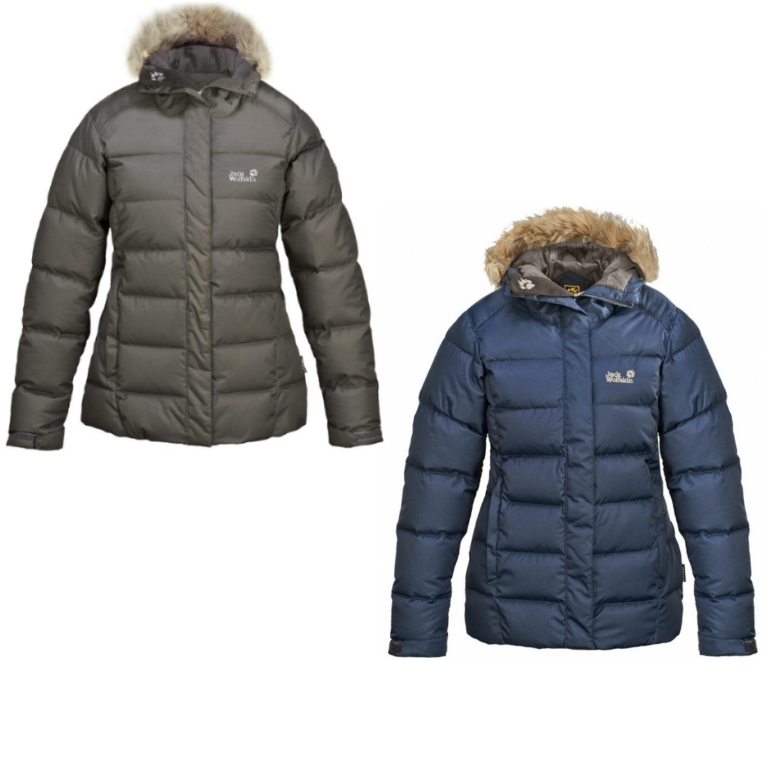 jack wolfskin buffin jacket winterjacke daunenjacke jacke winter damen outdoor ebay. Black Bedroom Furniture Sets. Home Design Ideas