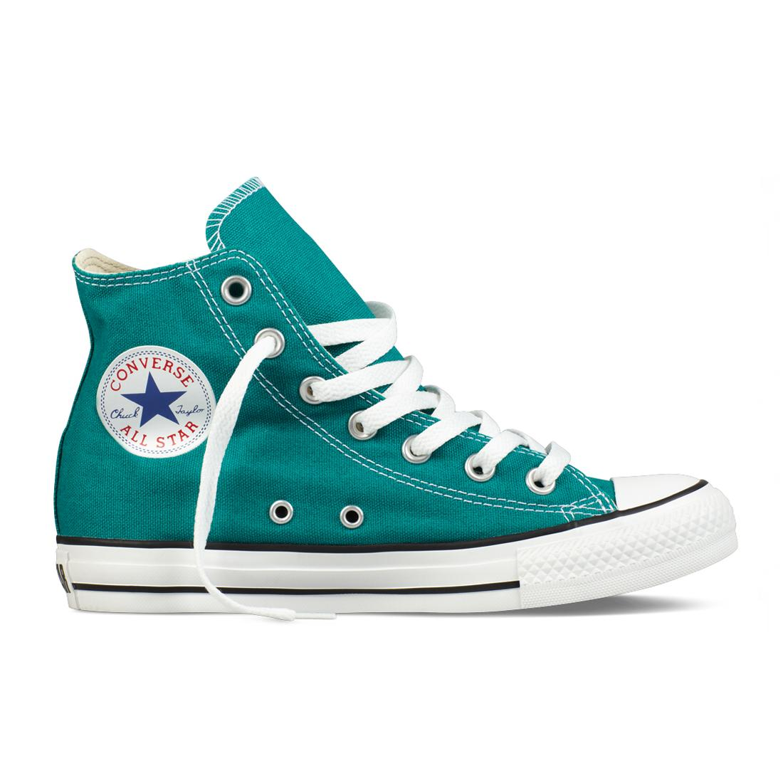 converse chuck taylor all star hi schuhe high top sneaker damen herren. Black Bedroom Furniture Sets. Home Design Ideas