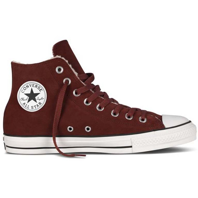 converse chuck taylor as hi schuhe sneaker winterschuhe gef ttert. Black Bedroom Furniture Sets. Home Design Ideas