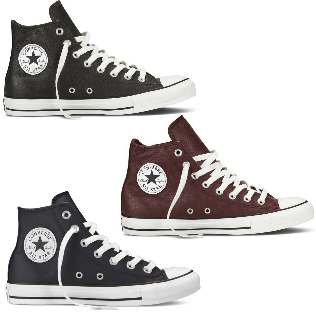 converse chucks leder braun herren kuechenstudio. Black Bedroom Furniture Sets. Home Design Ideas