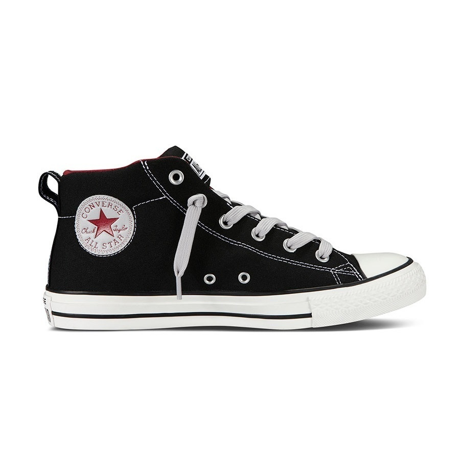 converse chuck taylor all star street mid schuhe sneaker. Black Bedroom Furniture Sets. Home Design Ideas