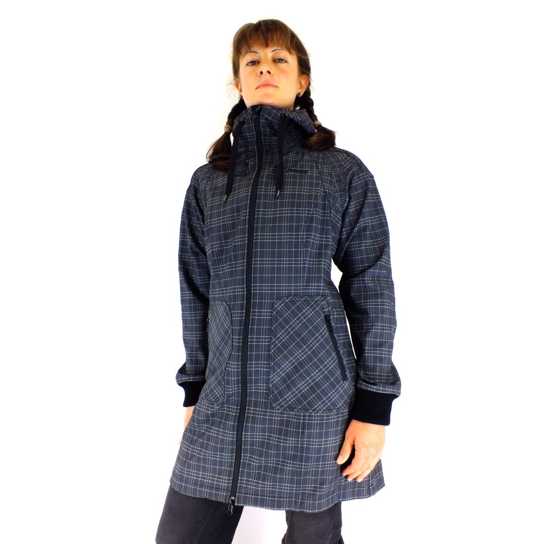 Bergans damen mantel vika lady coat