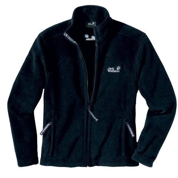 jack wolfskin vertigo jacket women black damen fleecejacke. Black Bedroom Furniture Sets. Home Design Ideas