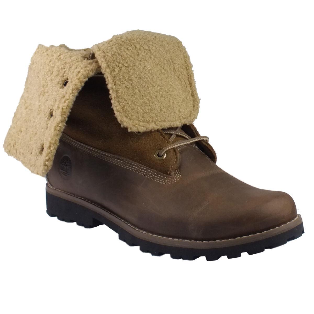 Timberland-Authentics-Damen-Kinder-Schuhe-Stiefel-Winterstiefel-Diverse-Farben
