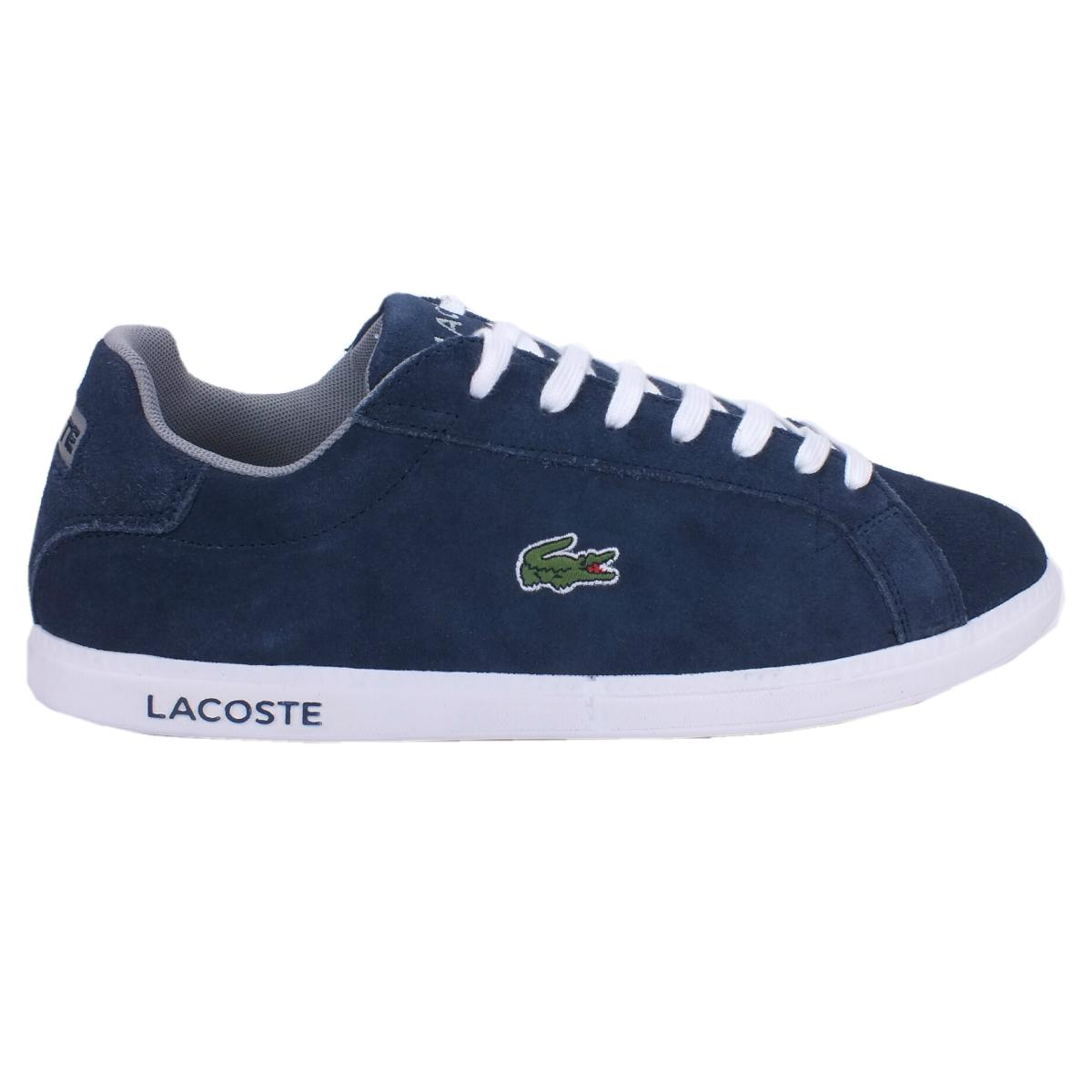lacoste schuhe herren blau oberhof. Black Bedroom Furniture Sets. Home Design Ideas