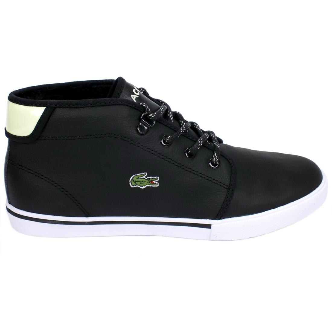 lacoste ampthill nso damen schuhe sneaker winterschuhe. Black Bedroom Furniture Sets. Home Design Ideas