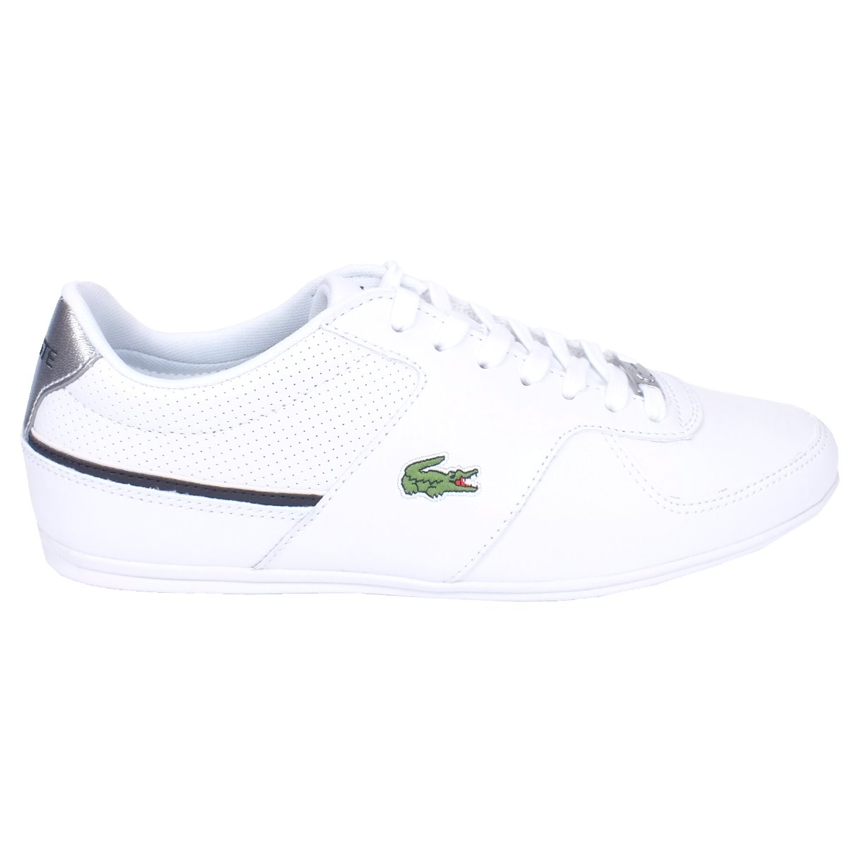 lacoste taloire sport slx schuhe turnschuhe sneaker leder herren wei. Black Bedroom Furniture Sets. Home Design Ideas