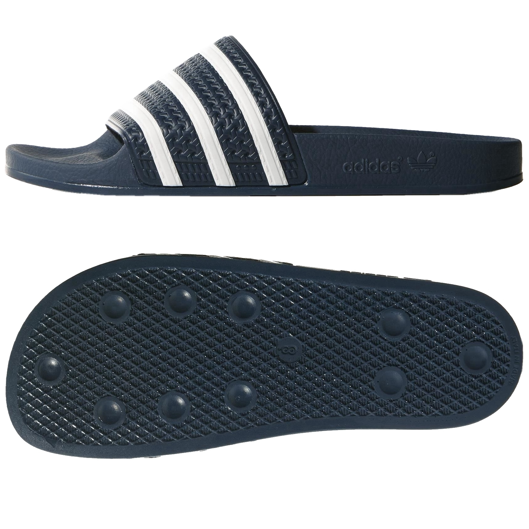 adidas originals adilette chaussures hommes femmes sandales flops tongs ebay. Black Bedroom Furniture Sets. Home Design Ideas