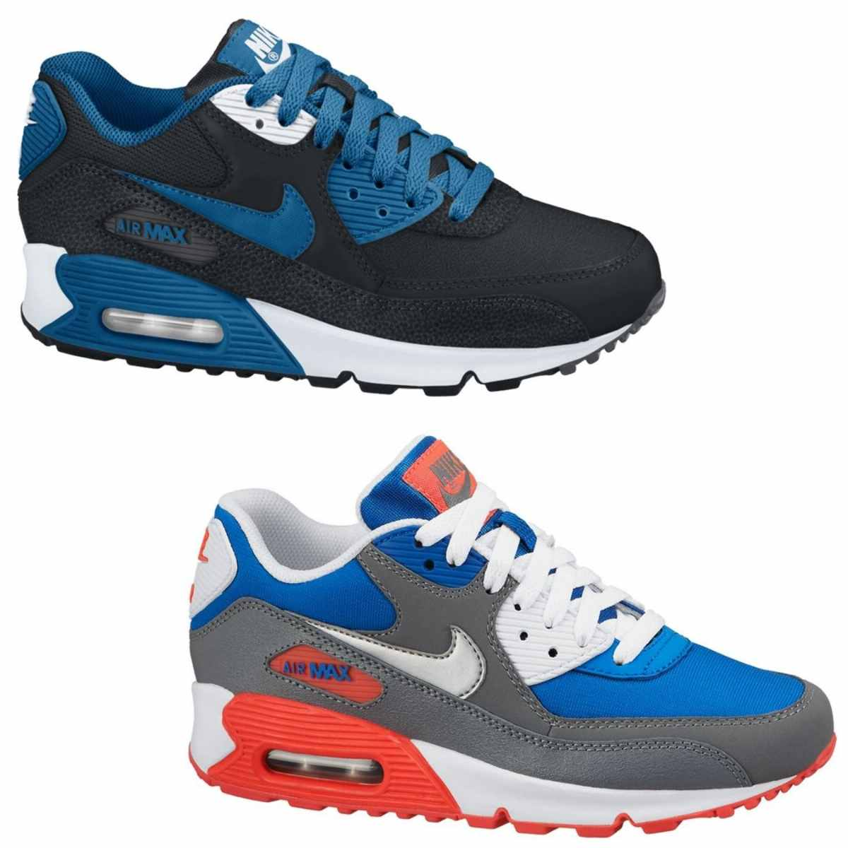 nike air max 90 schuhe turnschuhe sneaker damen kinder. Black Bedroom Furniture Sets. Home Design Ideas