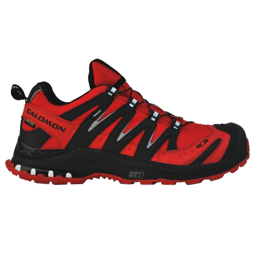 salomon xa pro 3d ultra gtx 2 zapatos caballero rojo gore. Black Bedroom Furniture Sets. Home Design Ideas