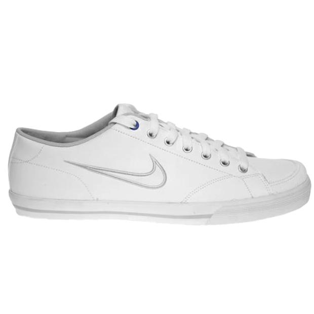dd6f90d4d3 Nike Capri SI Leder Schuhe Sneaker Weiß oder Braun Sportschuhe ...