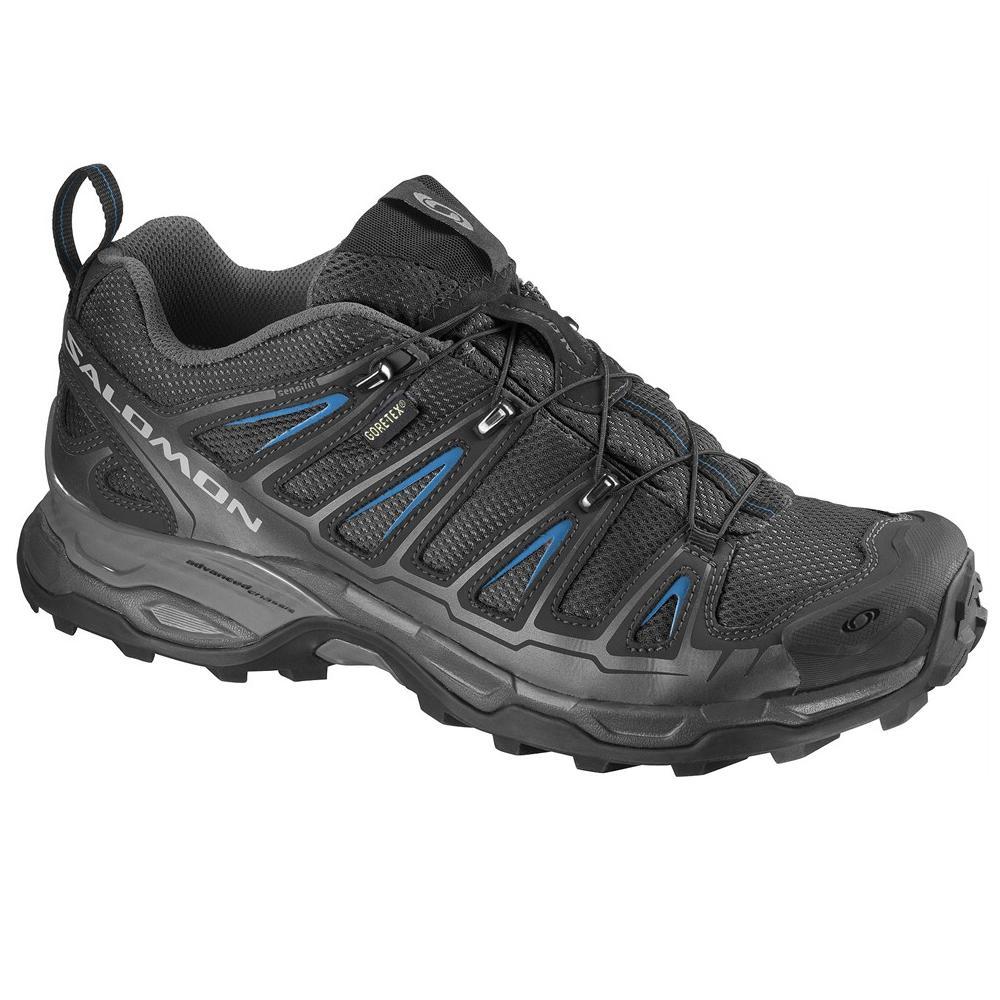 salomon x ultra gtx gore tex scarpe da uomo scarpe da trekking scarponcini nero ebay. Black Bedroom Furniture Sets. Home Design Ideas