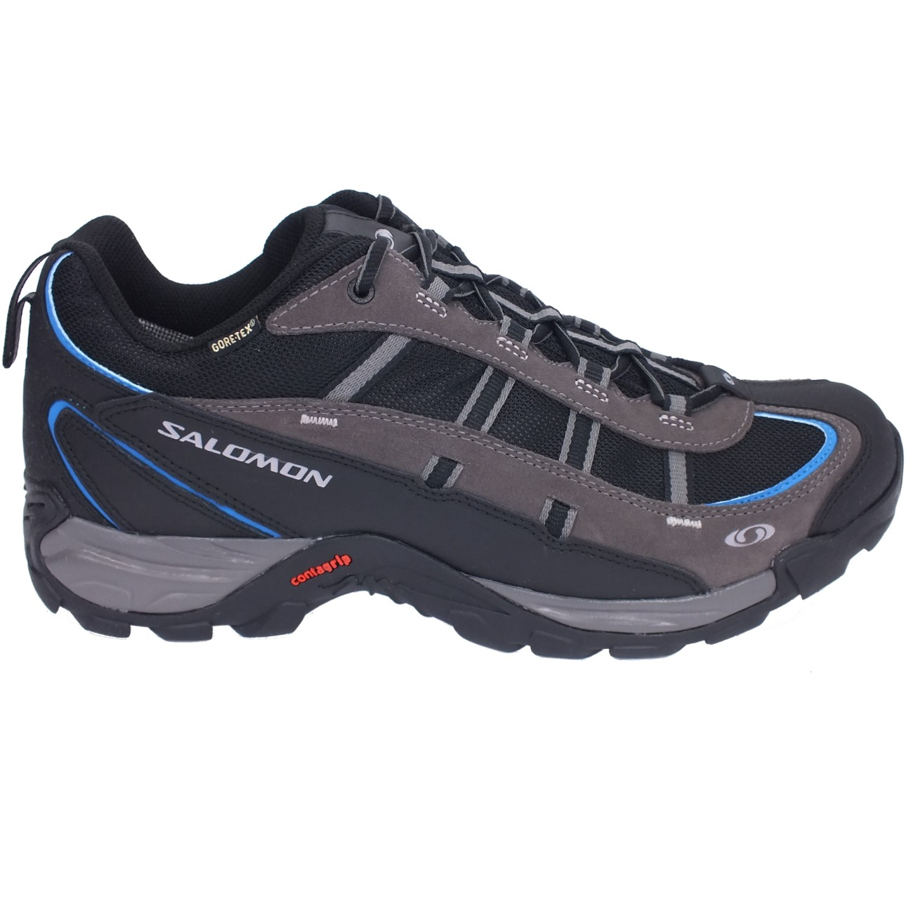 salomon booster gtx gore tex schuhe wanderschuhe. Black Bedroom Furniture Sets. Home Design Ideas