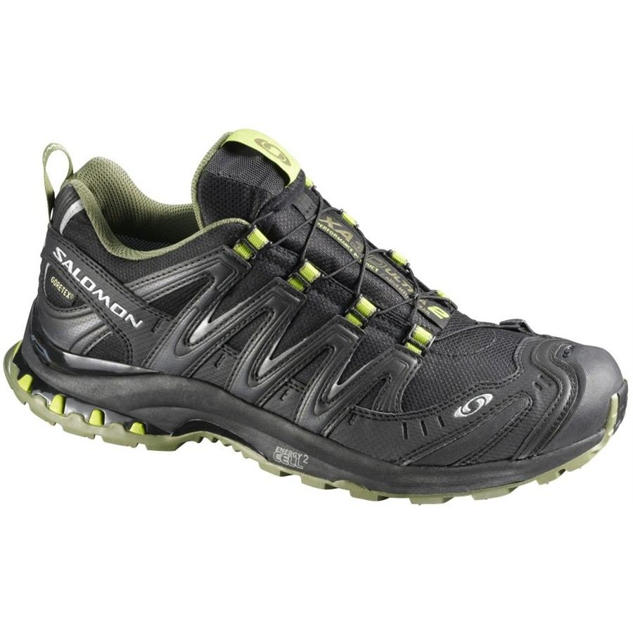 Salomon-XA-Pro-3D-Ultra-2-GTX-Gore-Tex-Herren-Schuhe-Trekkingschuhe-Trailrunning