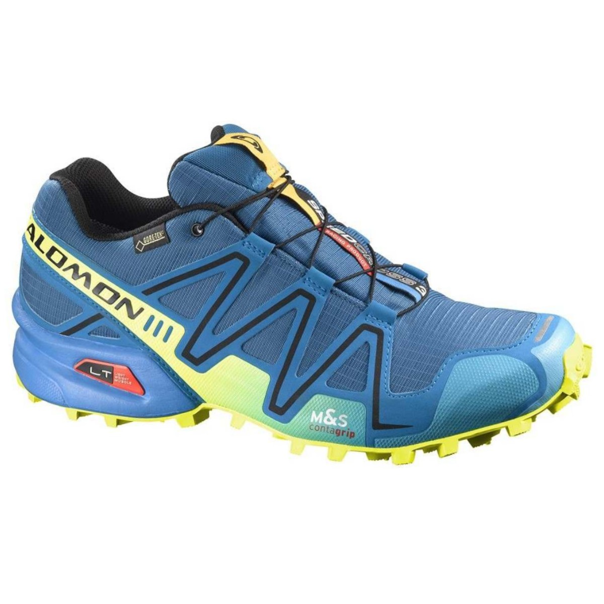 salomon speedcross 3 gtx men 39 s running trail running. Black Bedroom Furniture Sets. Home Design Ideas