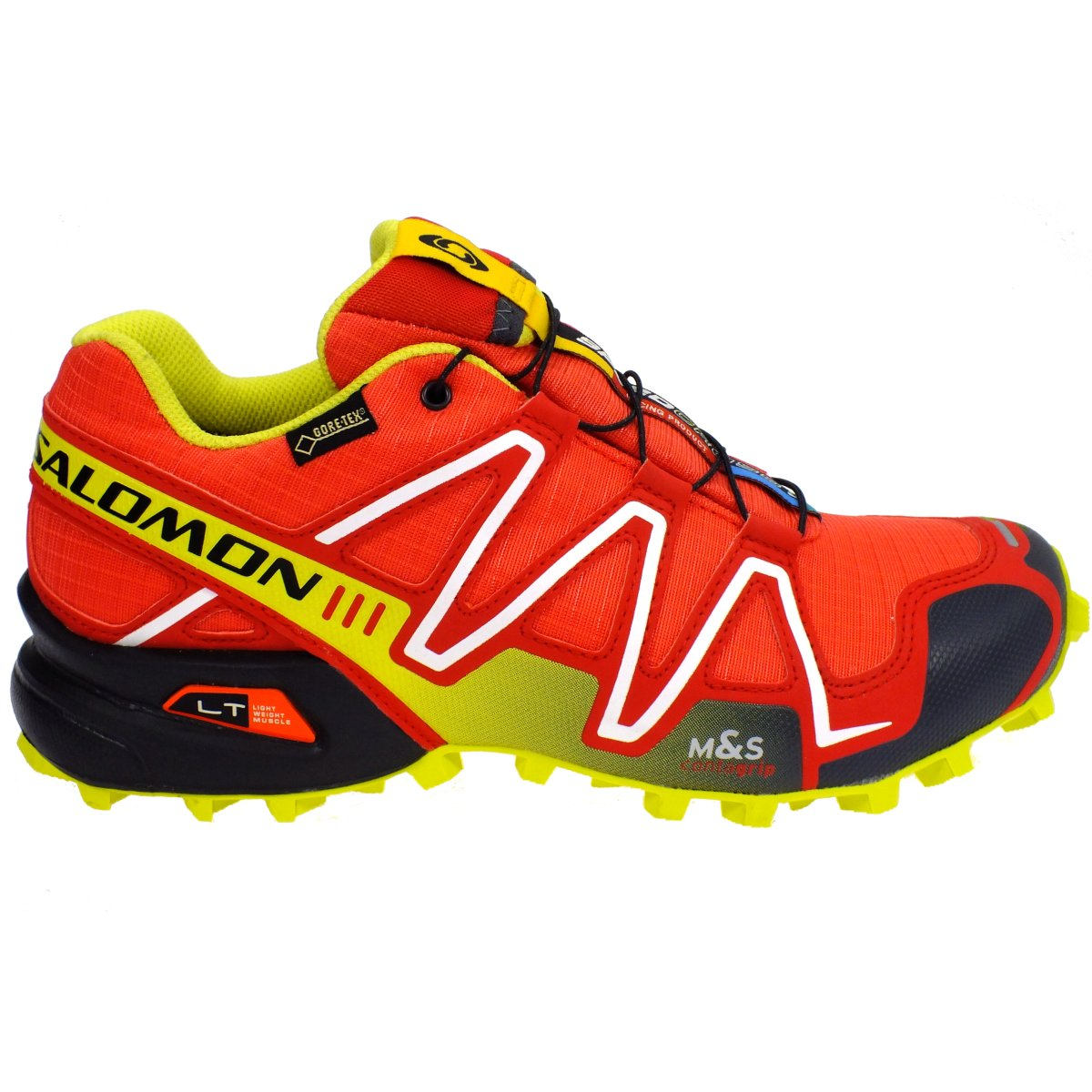 salomon speedcross 3 gtx schuhe laufschuhe trail running. Black Bedroom Furniture Sets. Home Design Ideas