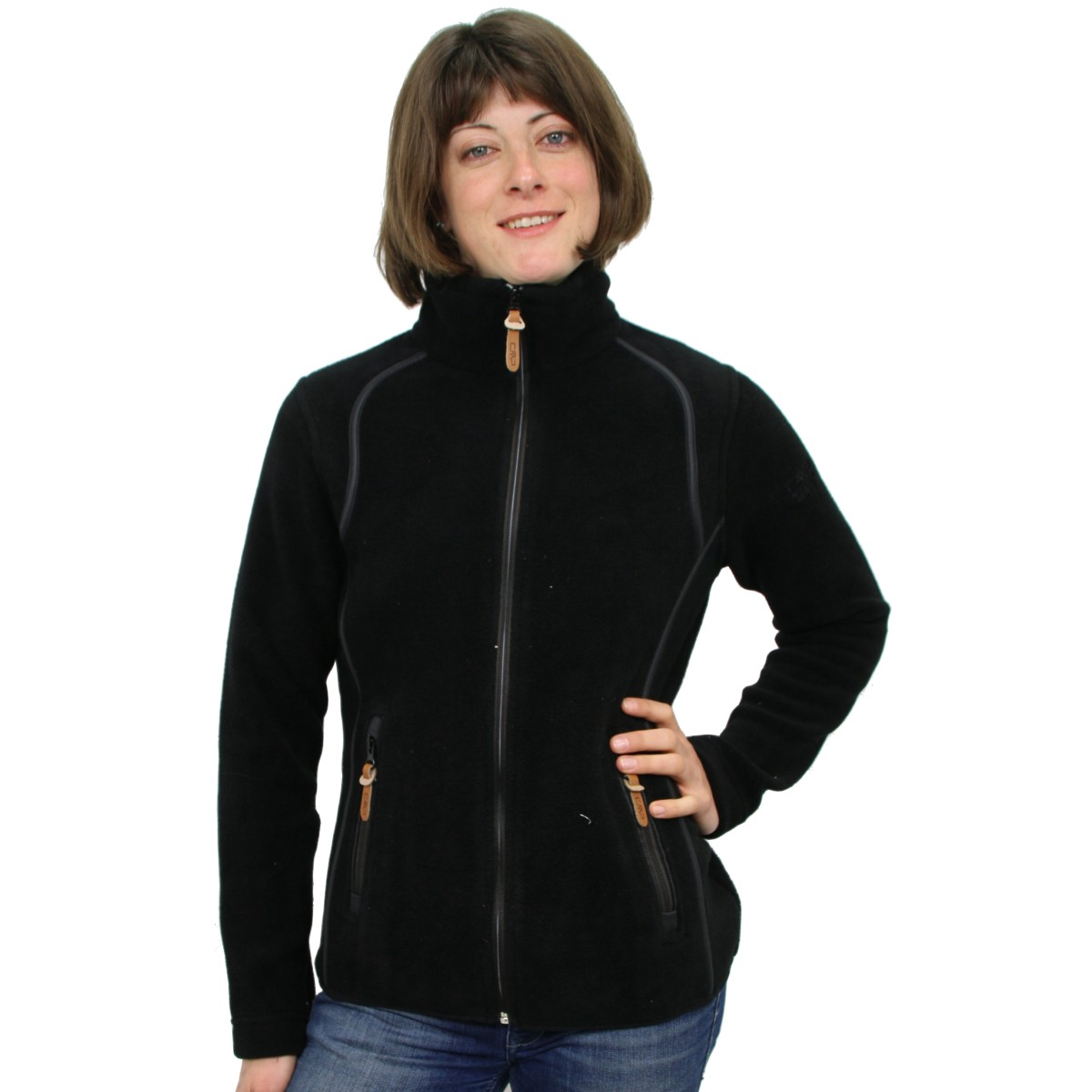 cmp campagnolo woman fleece jacket jacke fleecejacke. Black Bedroom Furniture Sets. Home Design Ideas