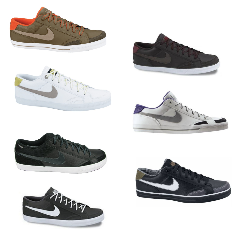 nike capri ii schuhe sneaker herren diverse farben ebay. Black Bedroom Furniture Sets. Home Design Ideas