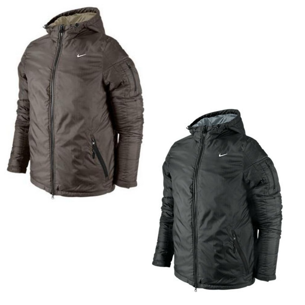 nike pilot jacket jacke winterjacke gef ttert outdoorjacke. Black Bedroom Furniture Sets. Home Design Ideas