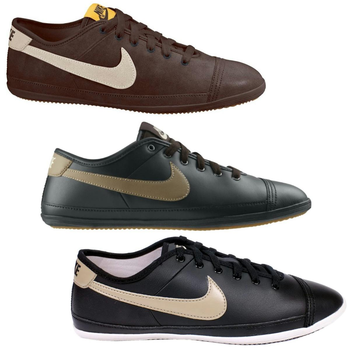 sneakers trainers nike flash leather men shoes ebay. Black Bedroom Furniture Sets. Home Design Ideas