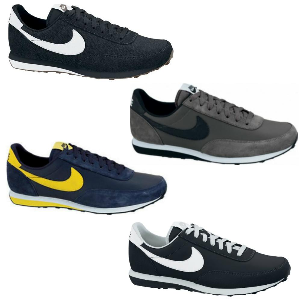 nike elite leather si schuhe sneaker herren diverse farben ebay. Black Bedroom Furniture Sets. Home Design Ideas