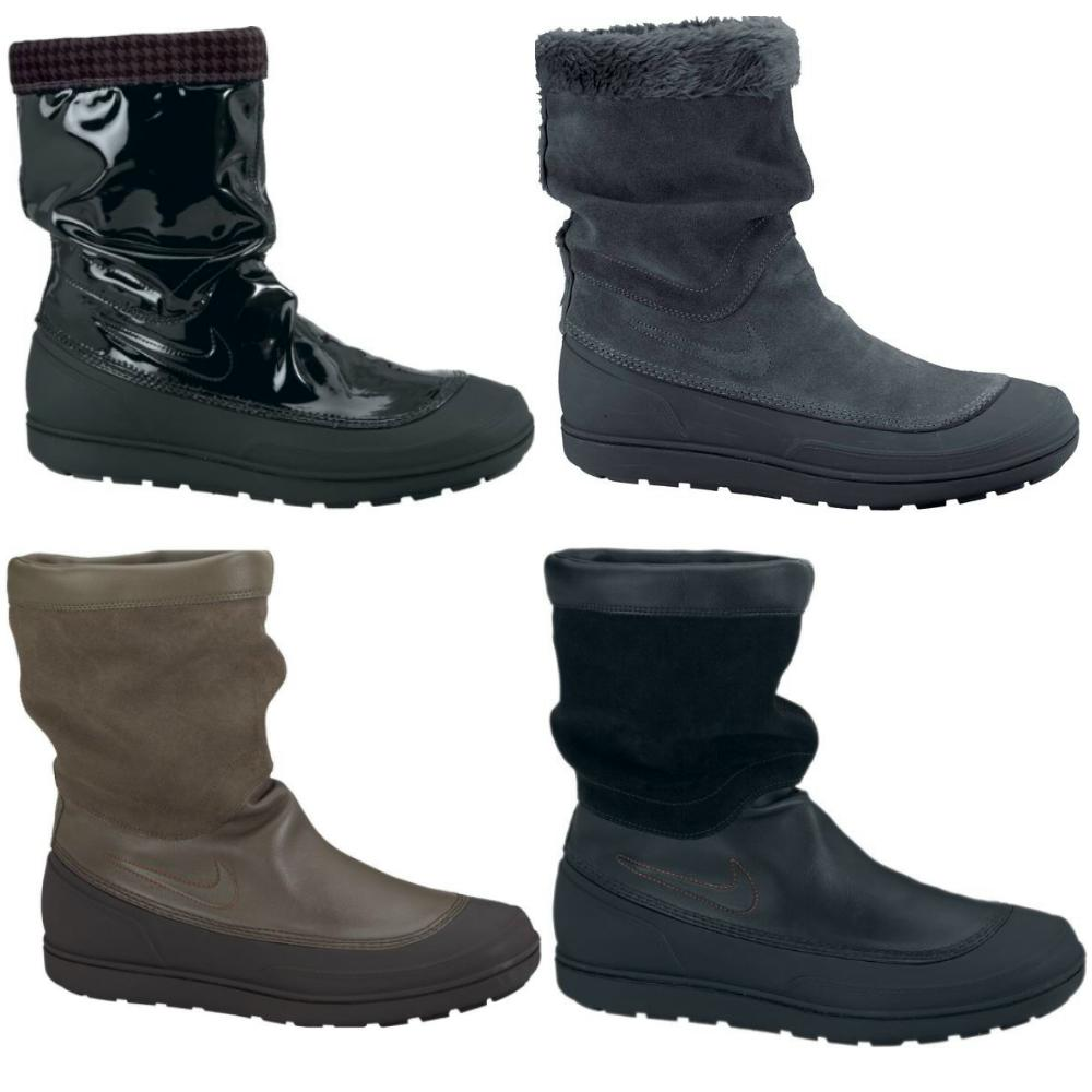 nike aegina mid schuhe winterstiefel damen ebay. Black Bedroom Furniture Sets. Home Design Ideas