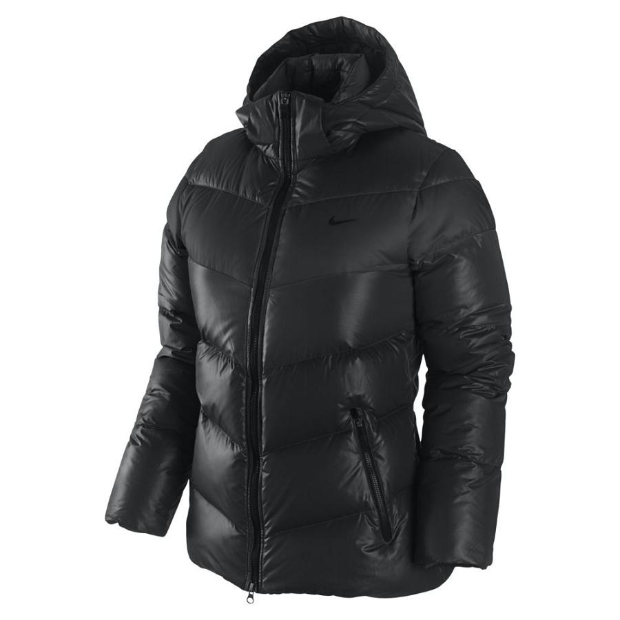 nike allure down jacket daunenjacke damen winterjacke. Black Bedroom Furniture Sets. Home Design Ideas