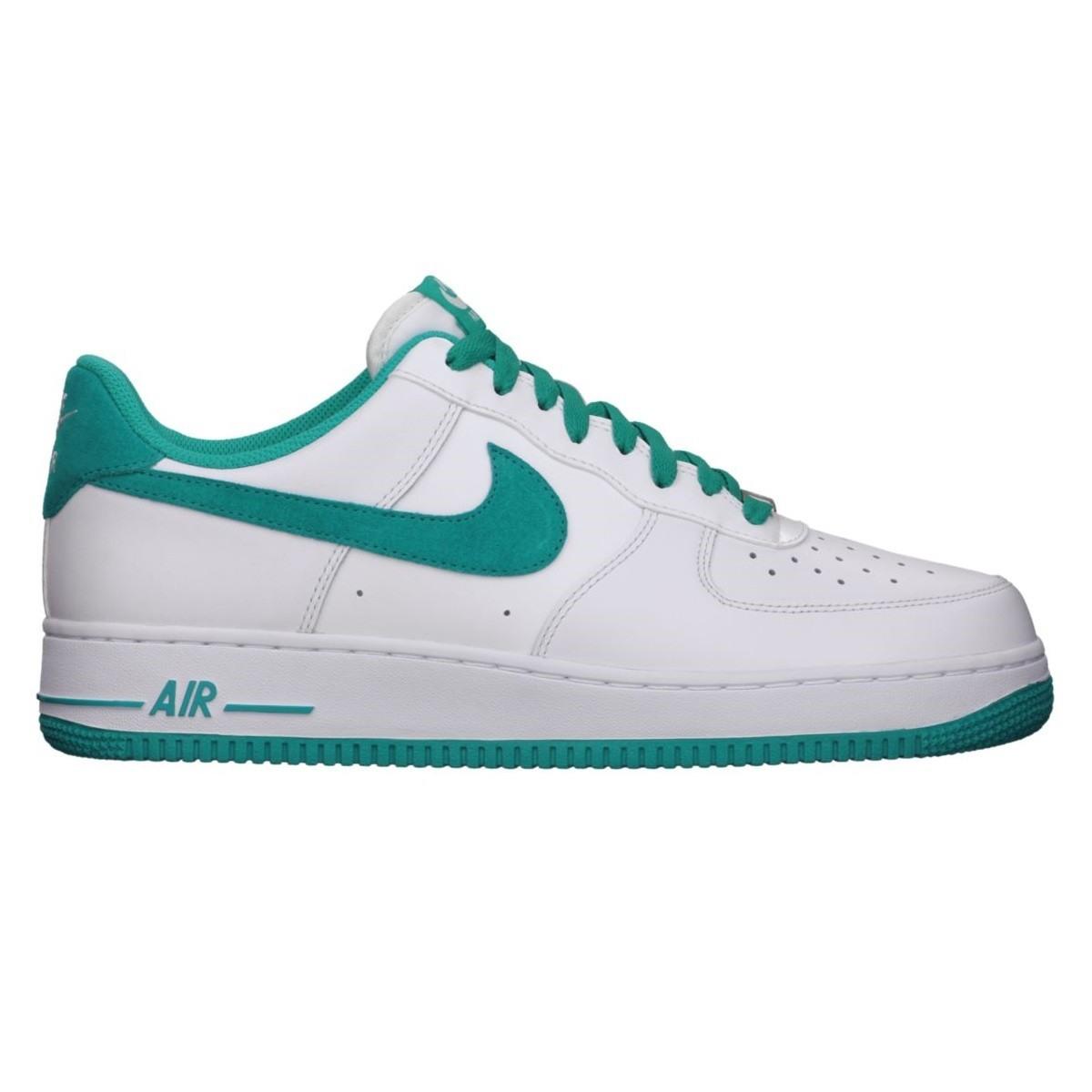 Nike Air Force Damen Türkis