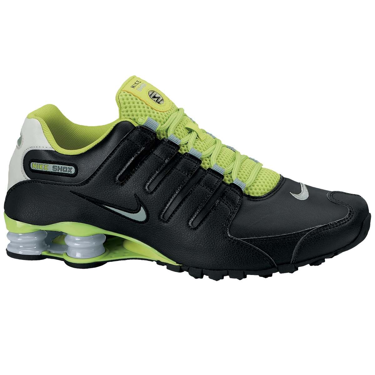 Nike Shox NZ EU Black