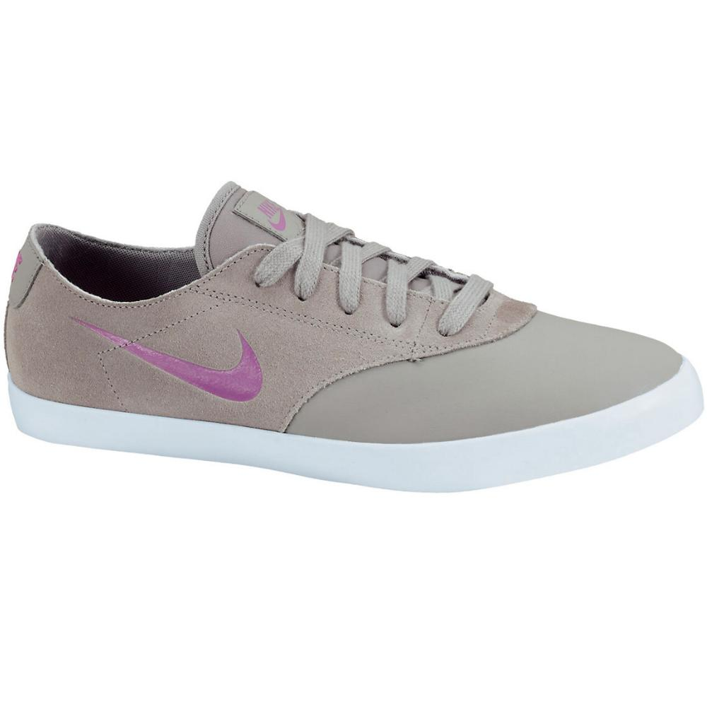 nike starlet saddle lthr schuhe sneaker damen grau ebay. Black Bedroom Furniture Sets. Home Design Ideas