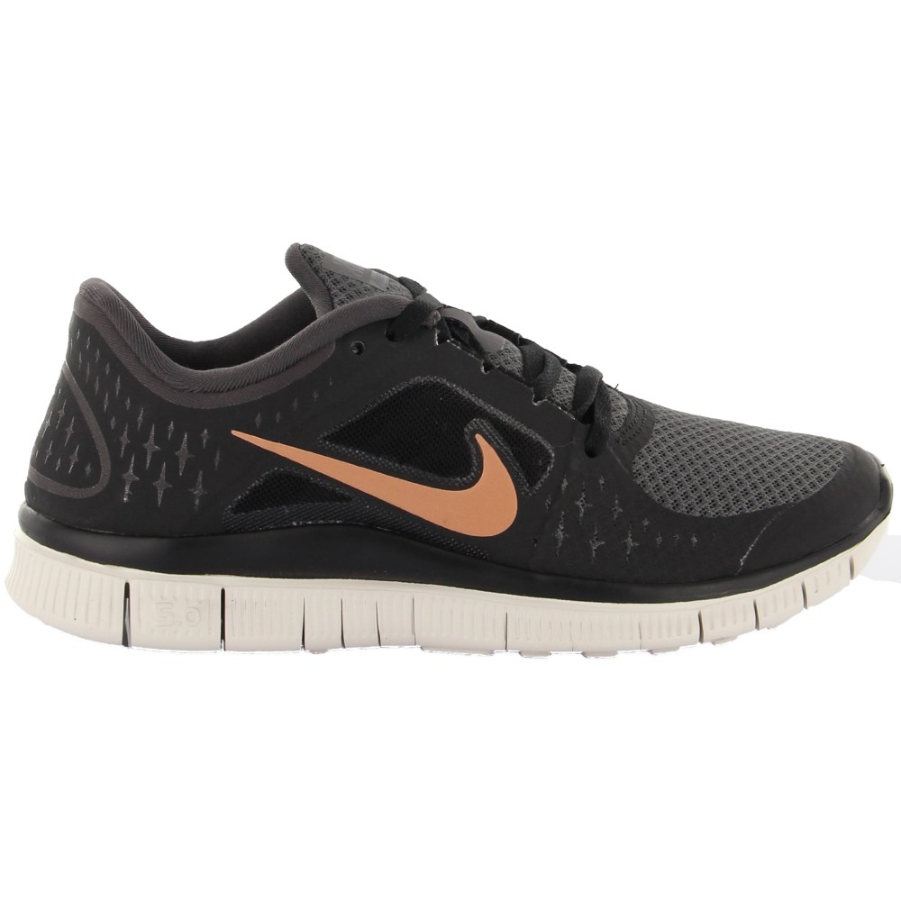 nike free run 3 grau damen schuhe laufschuhe. Black Bedroom Furniture Sets. Home Design Ideas