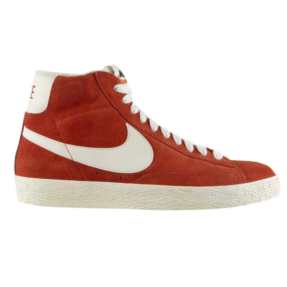 Nike Blazer Weinrot