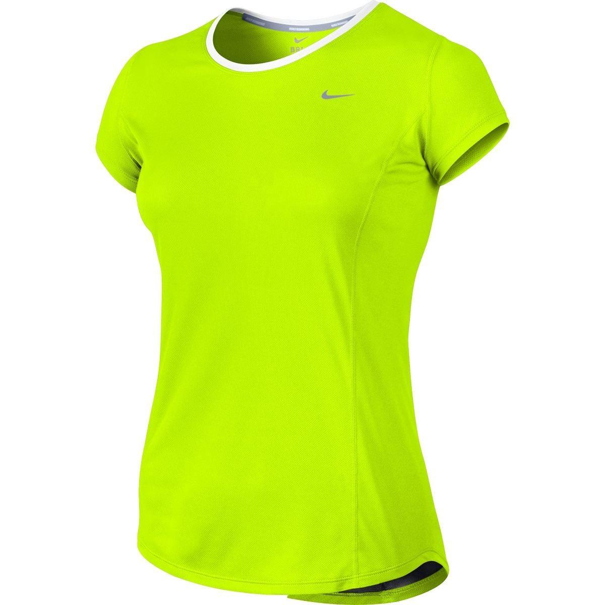 Nike Dry Miler T-Shirt Sportshirt Laufshirt Jogging Running Fitness Sport Herren