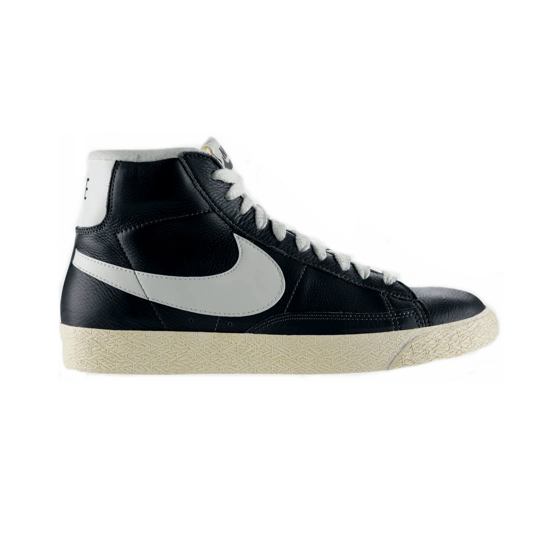 nike blazer mid leder sneaker sportschuhe turnschuhe. Black Bedroom Furniture Sets. Home Design Ideas