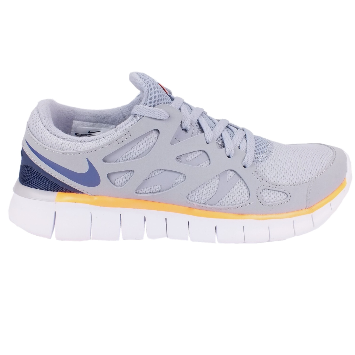 Nike Free Run 2 Damen Grau