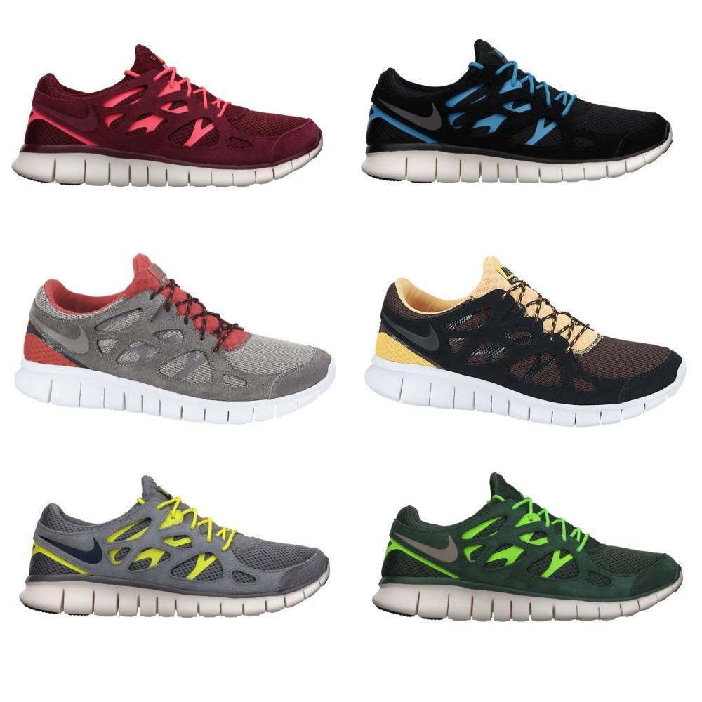 Nike Free Run 2 Rot